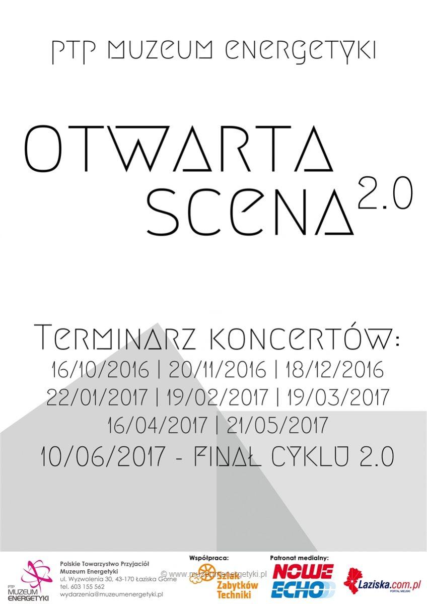 Startuje Otwarta Scena 2.0