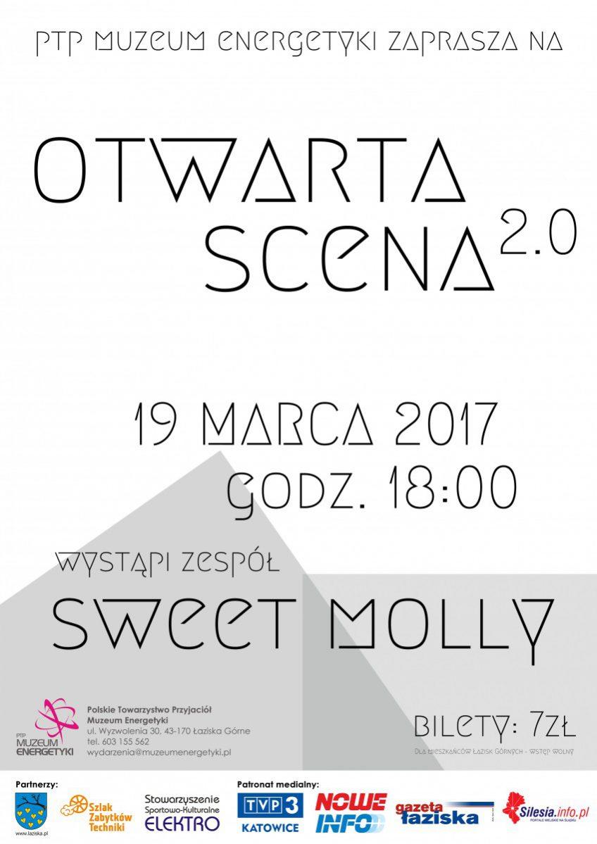 Otwarta Scena 2.0 – 19 marca 2017