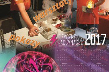 Kalendarz Fizyczne Fascynacje