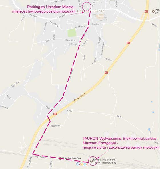 INDUSTRIADA – 100 motocykli na 100-lecie Elektrowni Łaziska