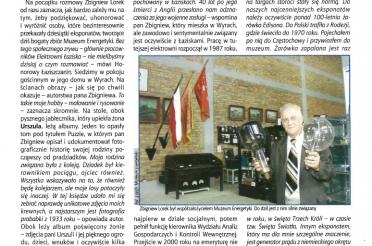 Gazeta Łaziska – Ocalił od zapomnienia