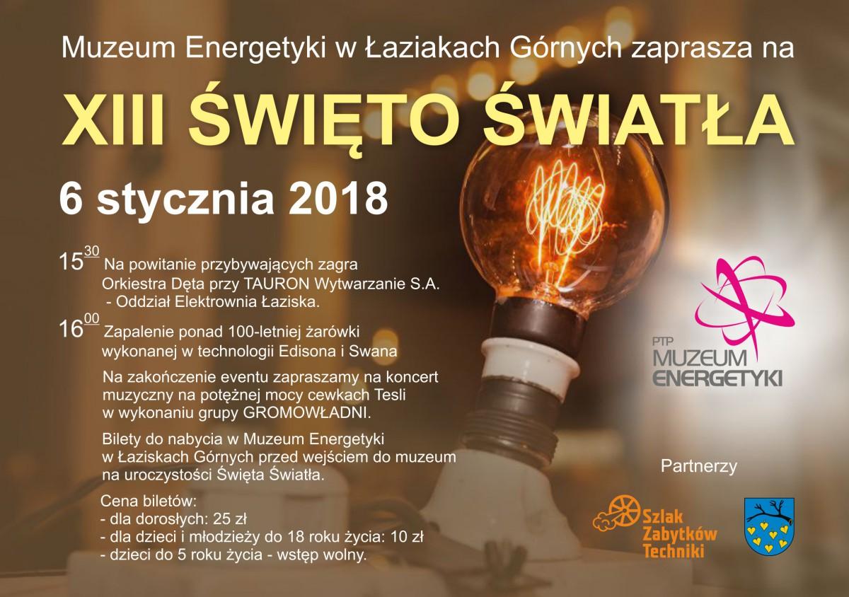 Swieto Swiatla 2018 Plakat_A
