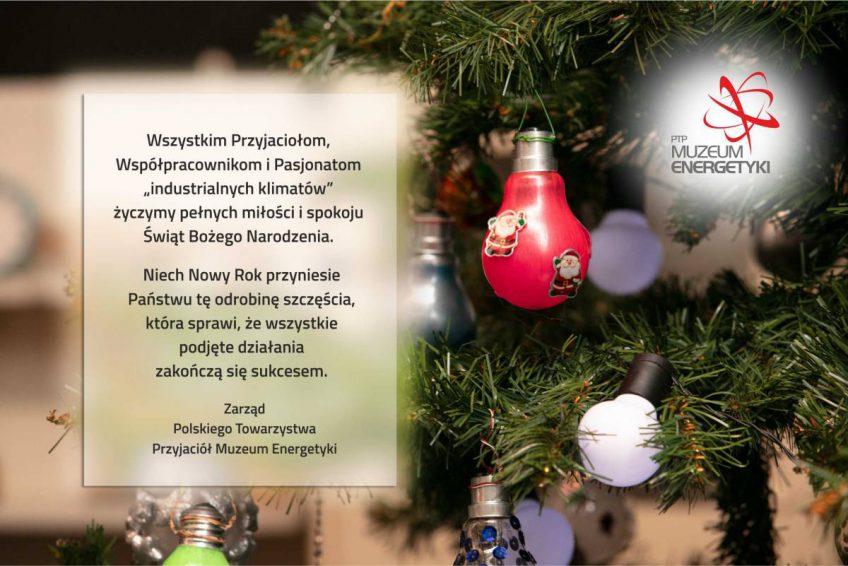 Życzymy wspaniałych świąt