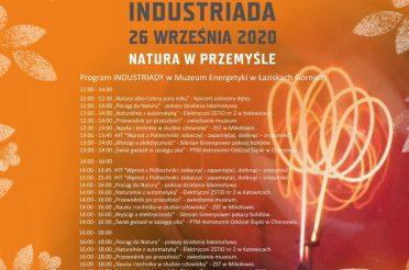 INDUSTRIADA 2020 program