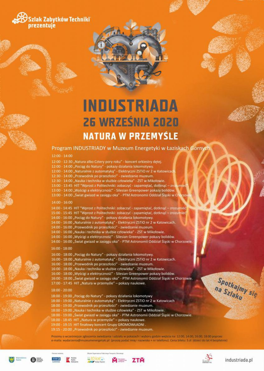 INDUSTRIADA 2020 program