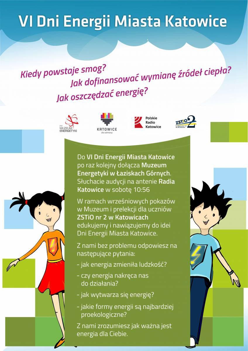 VI Dni Energii Miasta Katowice
